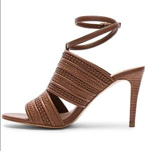Beautiful, BCBGeneration Karli Heel Caramel Sandal